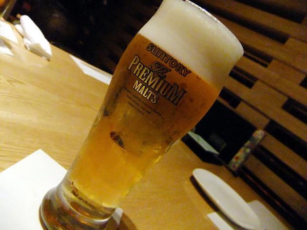 京 ビール .