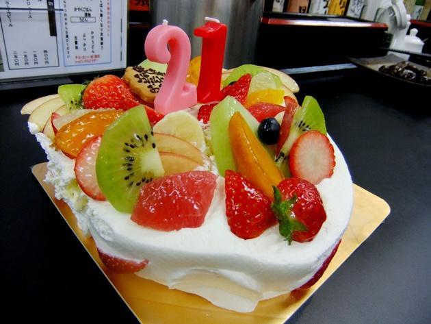 食 ケーキ 2