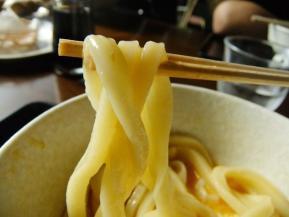 鈴庵 釜麺 .