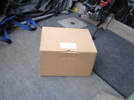謎のボックス。