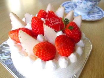 白いイチゴ