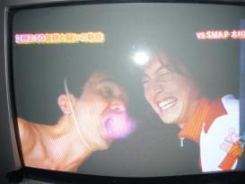えがちゃん&キムタク