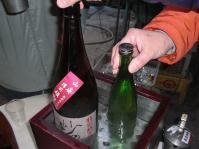 古酒もいっしょに瓶燗