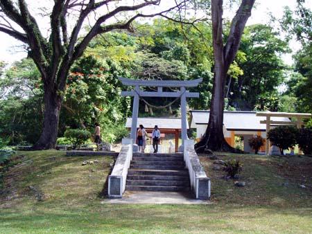 サイパン 香取神社