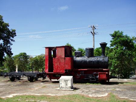 サイパン軽便鉄道