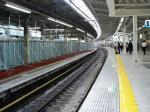 京急横浜駅新1番線