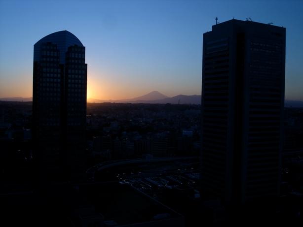 富士山 20061107