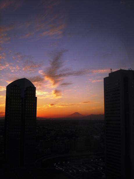 富士山 20061108
