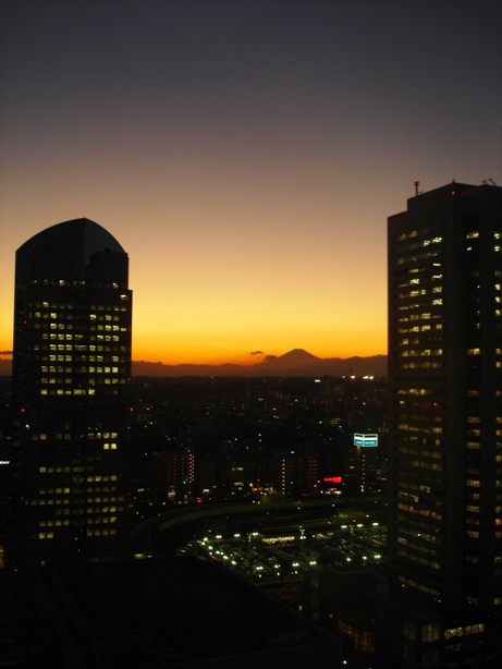 富士山 20061109