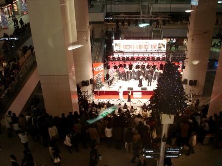 みなとみらい クリスマスコンサート