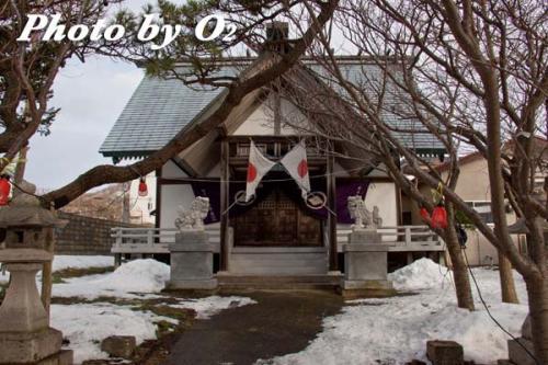 松前町 清部八幡神社