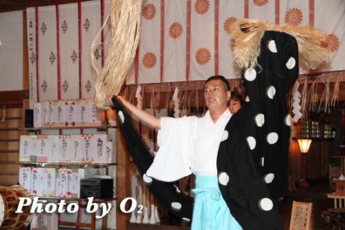 松前神楽 十二の手獅子舞