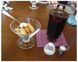 茶房 太郎(デザート&コーヒー)