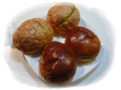 パン工房「よしもと」のパン