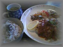 *十六房's lunch*