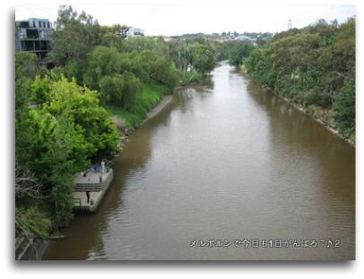 ヤラ川1jan2011