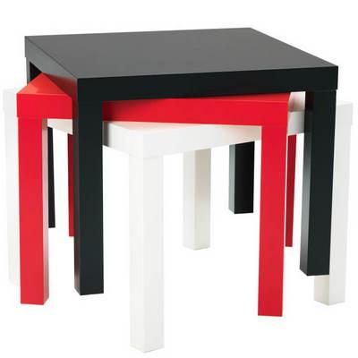 lack table