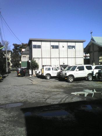 スージースポーツ駐車場