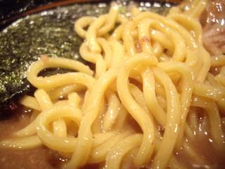 豚骨ラーメンじゃぐら ラーメン(麺)