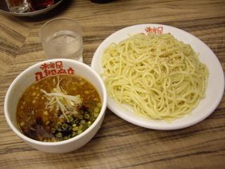 味噌屋八郎商店 味噌つけ麺