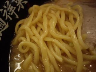麺祥来 らーめん【並】(麺)