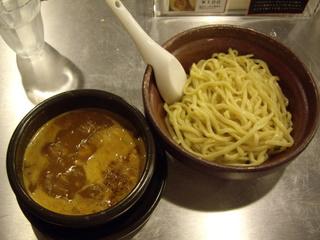 紅蓮 極濃海老300gつけ麺[中]