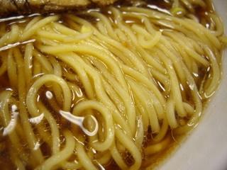 中華創房希林 希林ラーメン(麺)
