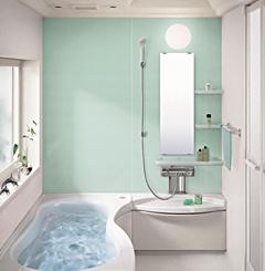 お風呂の鏡ヤマハ