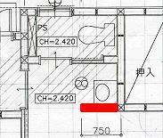 ステンド予定1階