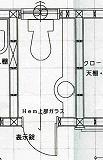 1222トイレ図面2階