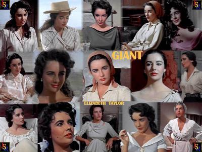 Elizabeth Taylor - Giant (1956)