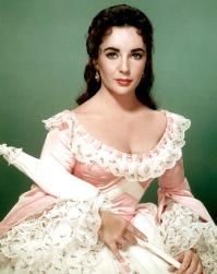 Elizabeth Taylor in  -Raintree Country-  1957