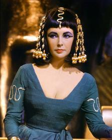 Elizabeth Taylor  Cleopatra (1963)
