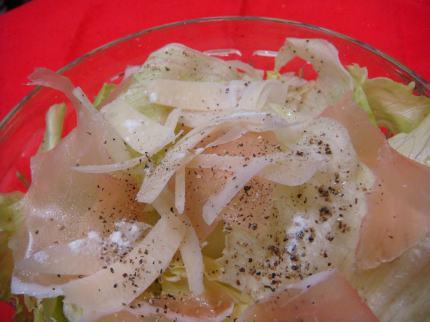 レタスサラダ2