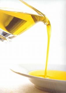 オリーブオイルや、しそ油は・・ からだにいいんです。