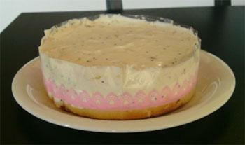 キウイレアチーズケーキ00