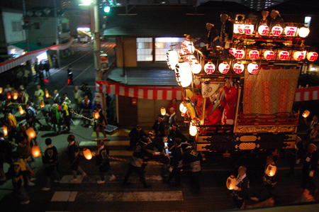 川越祭り08