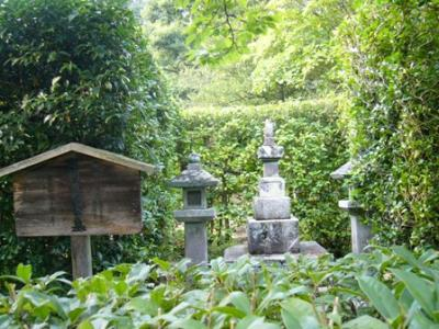 足利尊氏のお墓