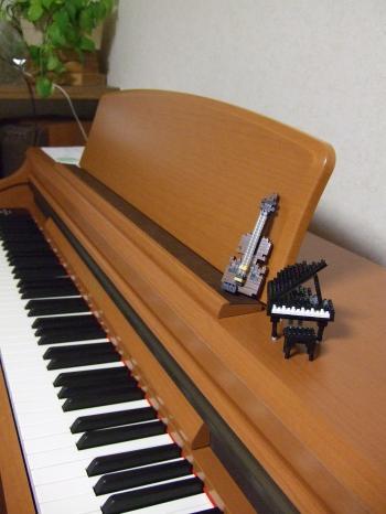 ようこそピアノちゃん!