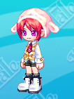 ピンク羊ニットセット(男)
