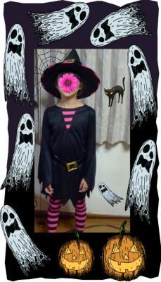 ハロウィン娘