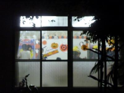 ハロウィン教室
