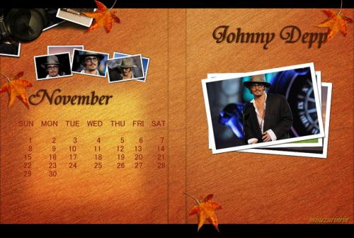 カレンダー11月2009年ブログ用 (2)