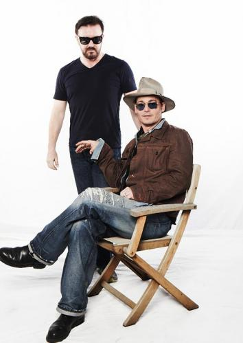 ジョニーとリッキー・ジャーヴェイス