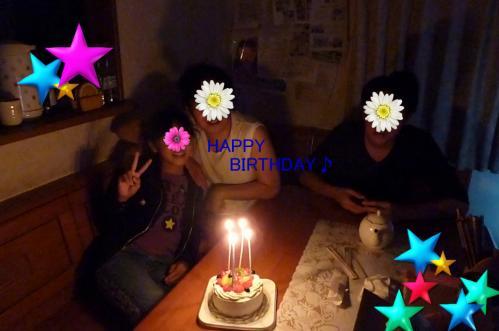 2011旦那2号誕生日7