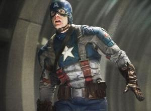 キャプテンアメリカ1