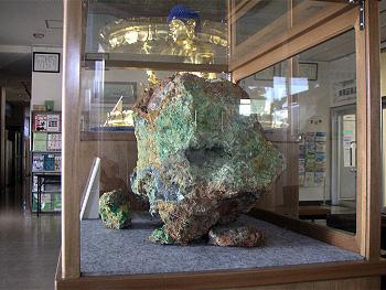 国内最大級の「酸化銅・鉛鉱石」-4