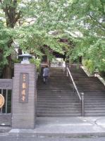 乗蓮寺入り口