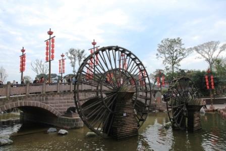 黄龍渓古鎮7