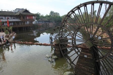 黄龍渓古鎮8